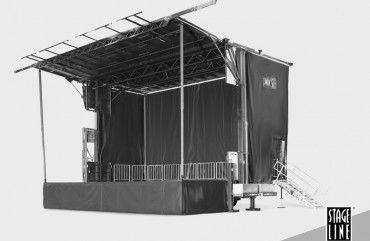 SL250 stage – The Perfect Fair & Festival Stage | Mobile